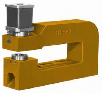 Punching unit, hole Ø 8-22 mm