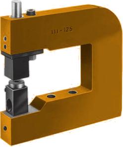 Punching units, hole Ø 2-13 mm
