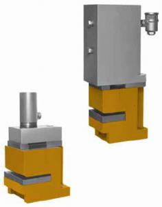 Pneumatic and hydraulic rectangle notch units
