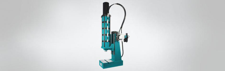 Direct-acting pneumatic presses