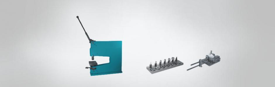 Pressen und Werkzeug